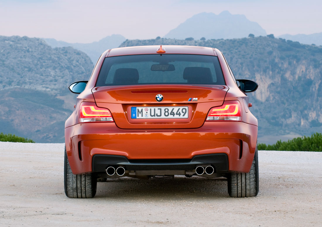 BMW Series M Coupe Cartype - Bmw 1 series m coupe price