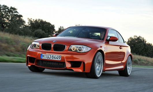bmw 1 series m coupe 11 12