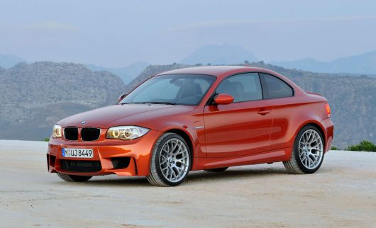 bmw 1 series m coupe 11 13
