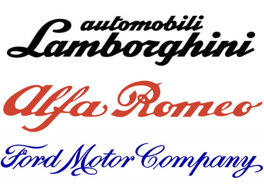 Every Car Brand Logo >> Automotive recap for 2010 | Cartype