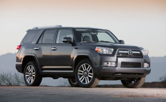 toyota 4runner limited 11 04
