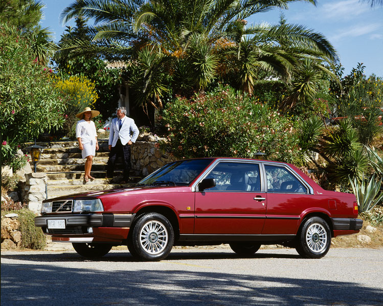 Volvo 780 Coupe : 1985 | Cartype