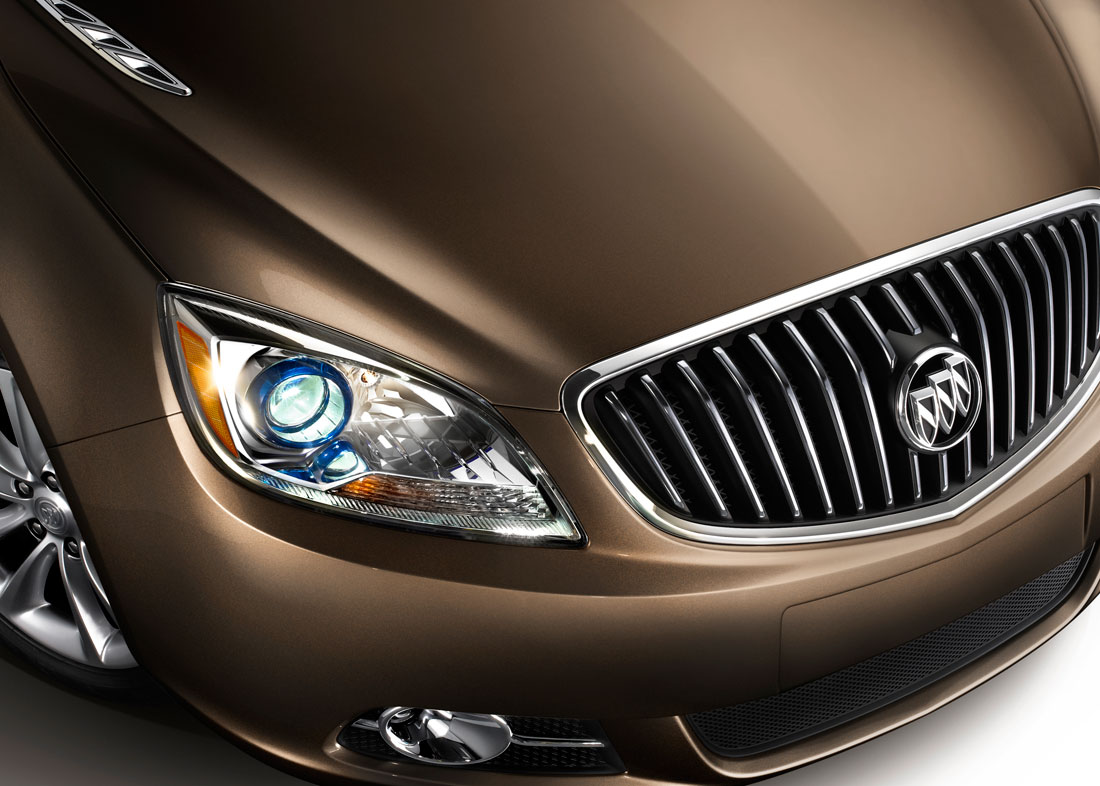 Electronic Stability Control >> Buick Verano : 2012 | Cartype