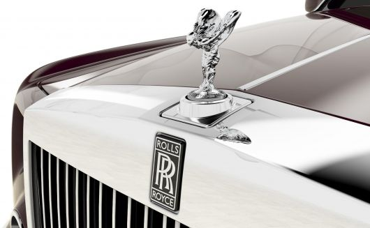 rolls royce spirit of ecstasy centenary collection hood orn 11