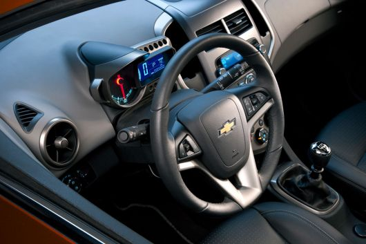 chevrolet sonic hatch in 12 02