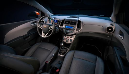 chevrolet sonic hatch in 12 05