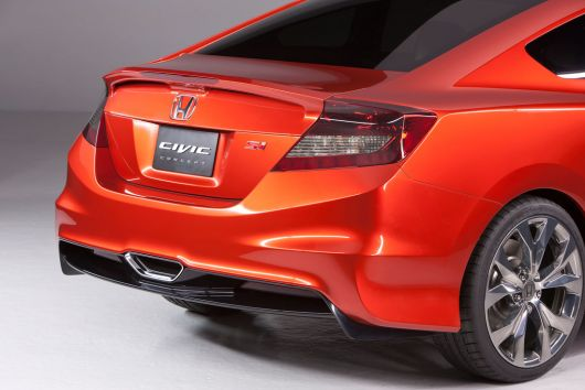 honda civic si coupe 12 07