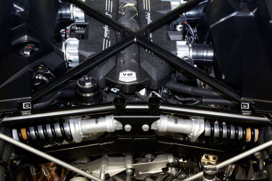 lambo suspension 2