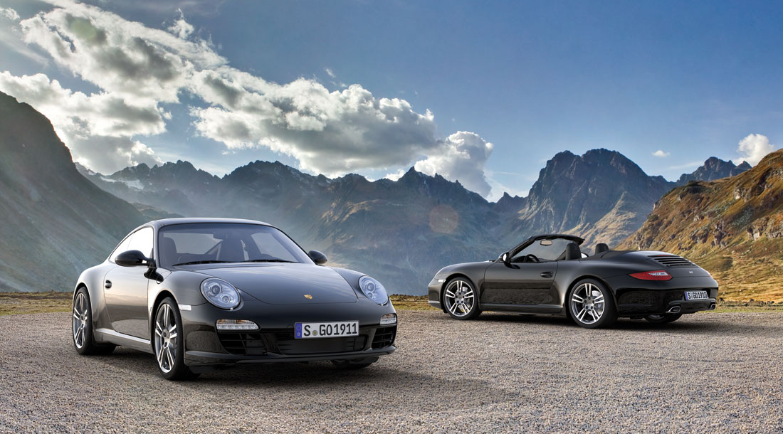 porsche 911 black edition convertible 2012 cartype. Black Bedroom Furniture Sets. Home Design Ideas