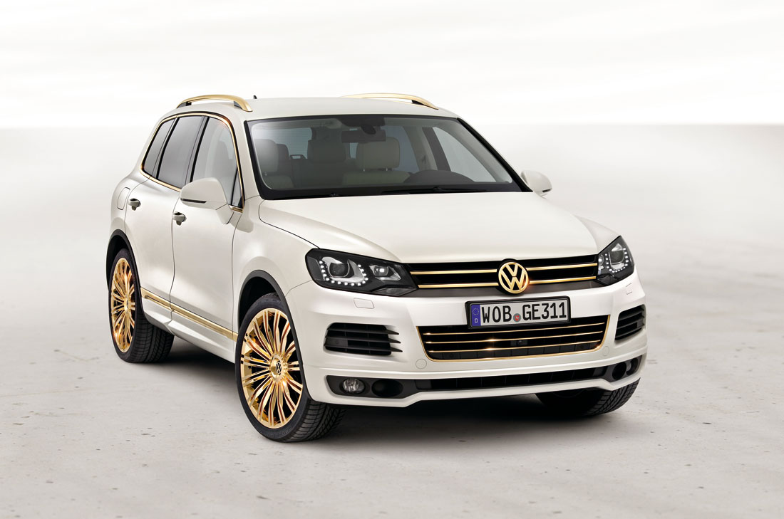 volkswagen touareg gold edition 2011 cartype. Black Bedroom Furniture Sets. Home Design Ideas