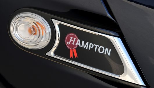 mini clubman hampton emblem 11