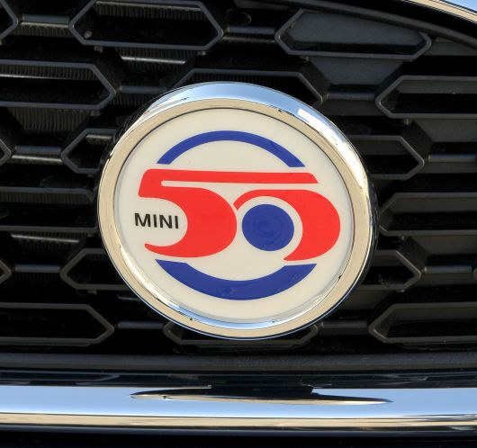 mini clubman hampton mini 50 emblem 11
