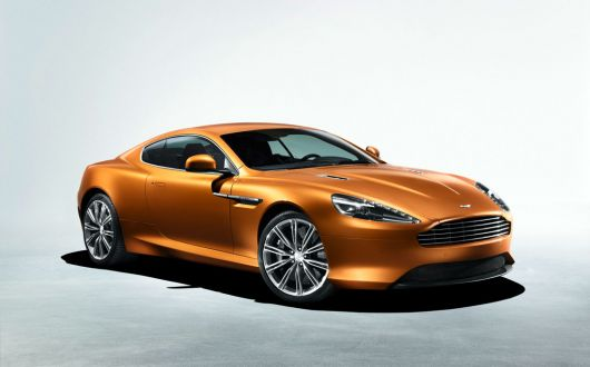 aston martin virage 12 09
