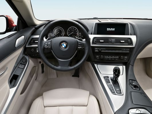 bmw 650i coupe in 12 09
