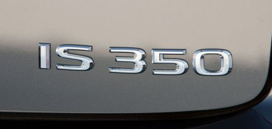 lexus is 350 emblem 11