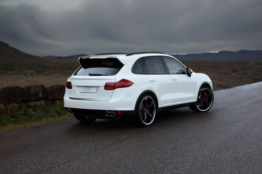 techart individualisierungsoptionen fuer den porsche cayenne turbo 2