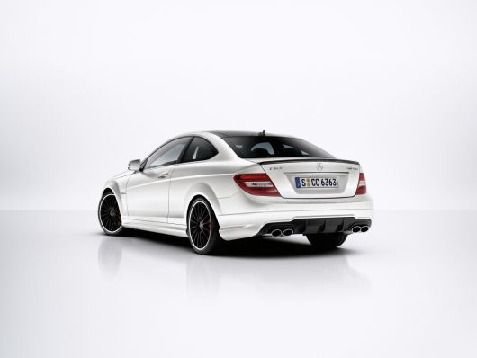 mercedes benz c63 amg coupe 12 02