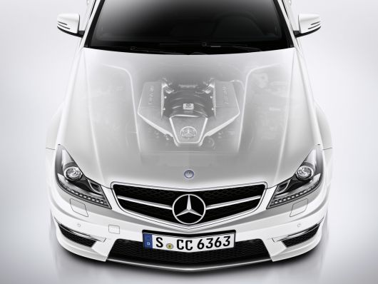 mercedes benz c63 amg coupe 12 03