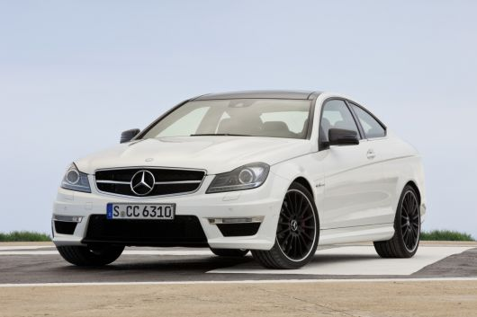 mercedes benz c63 amg coupe 12 04