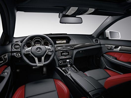 mercedes benz c63 amg coupe in 12 01