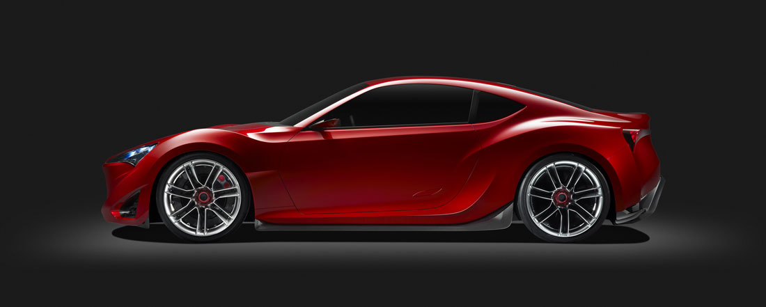 Scion FRS Sports Coupe  2011  Cartype