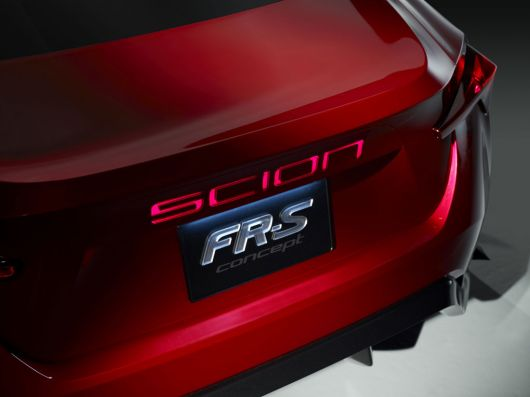scion fr s sports coupe 11 12