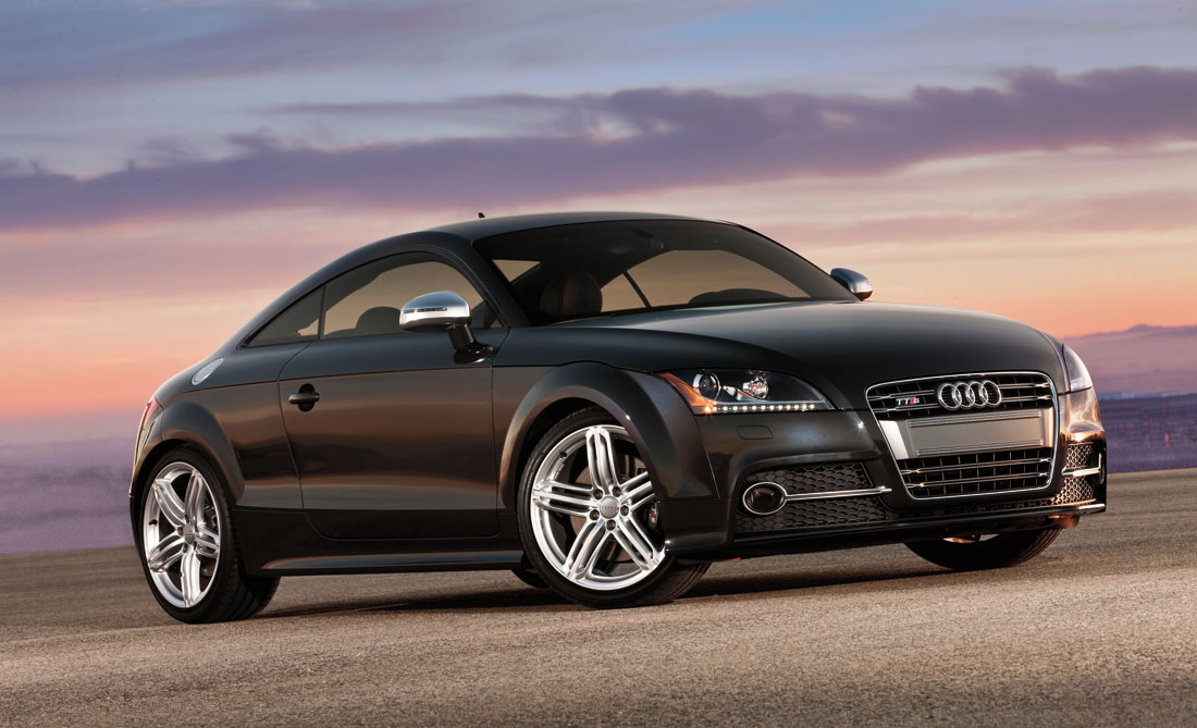 Audi TTS Coupe : 2011 | Cartype