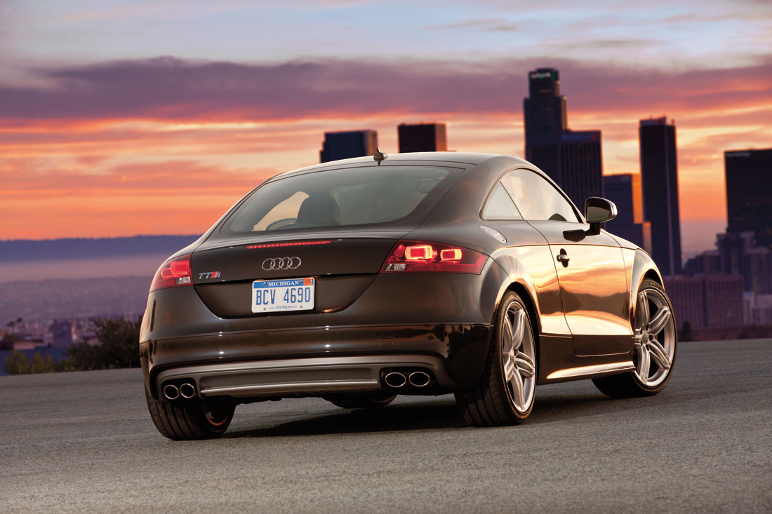 audi tts coupe 2011 - photo #25
