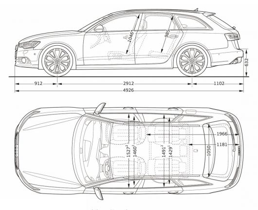 Tucson Dimensions 2017 >> Car Line Art | Cartype