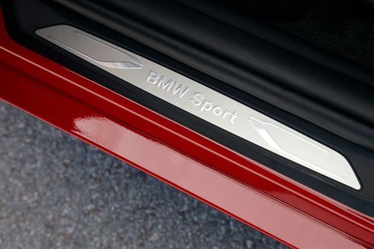 bmw 1 series sport door sill 12