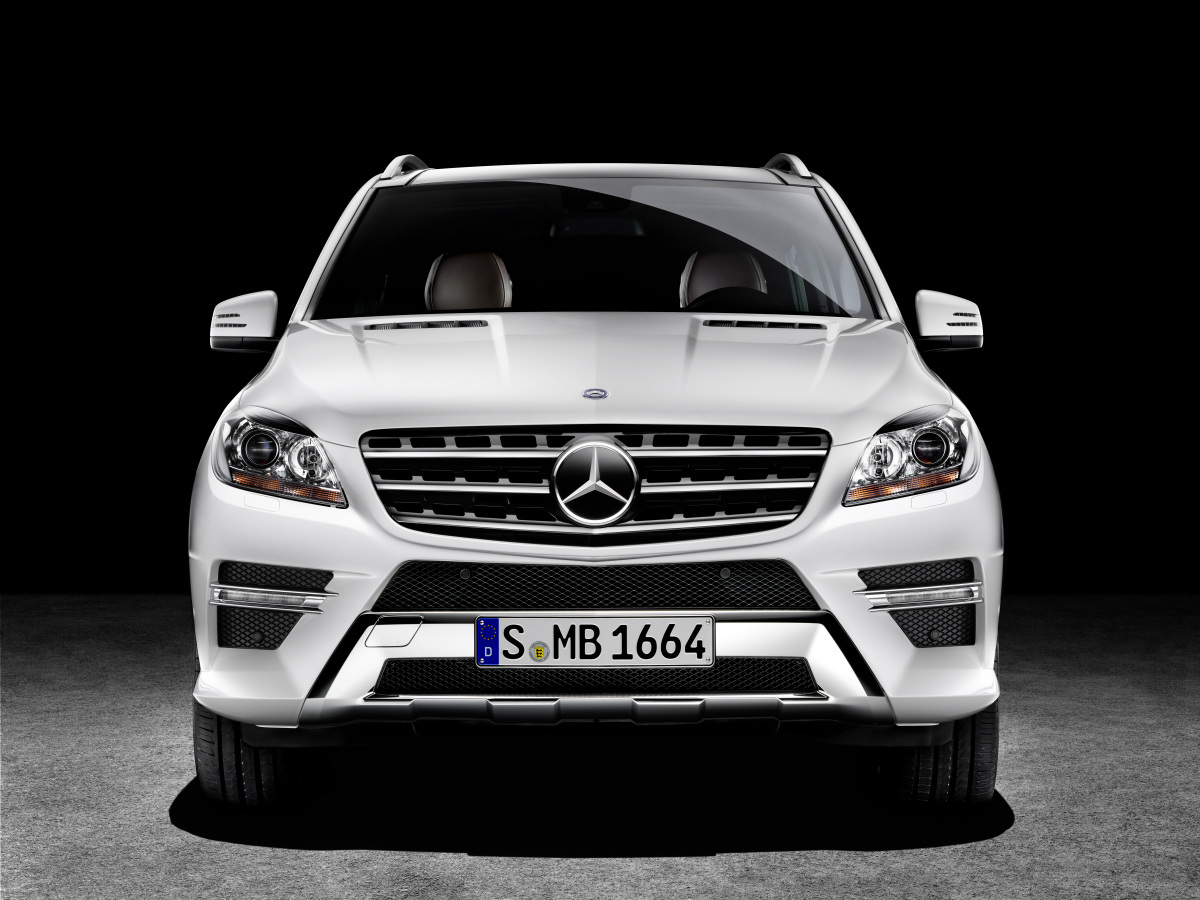 Mercedes benz ml350 4matic 2012 cartype for Autos mercedes benz