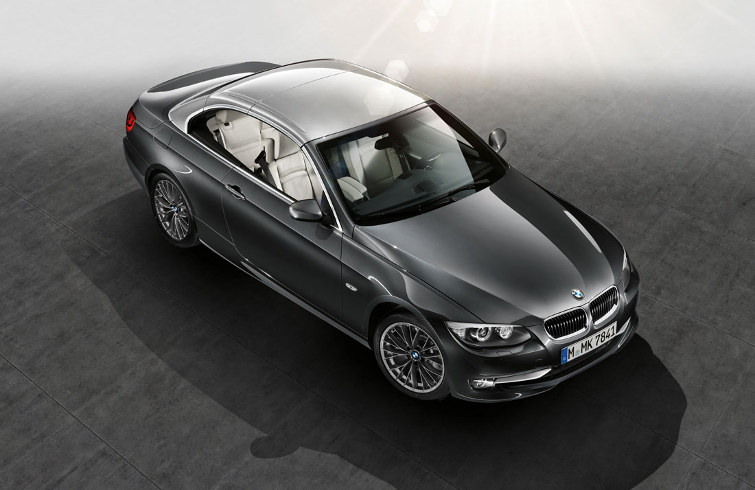 BMW 3 Series Exclusive Edition convertible : 2012 | Cartype