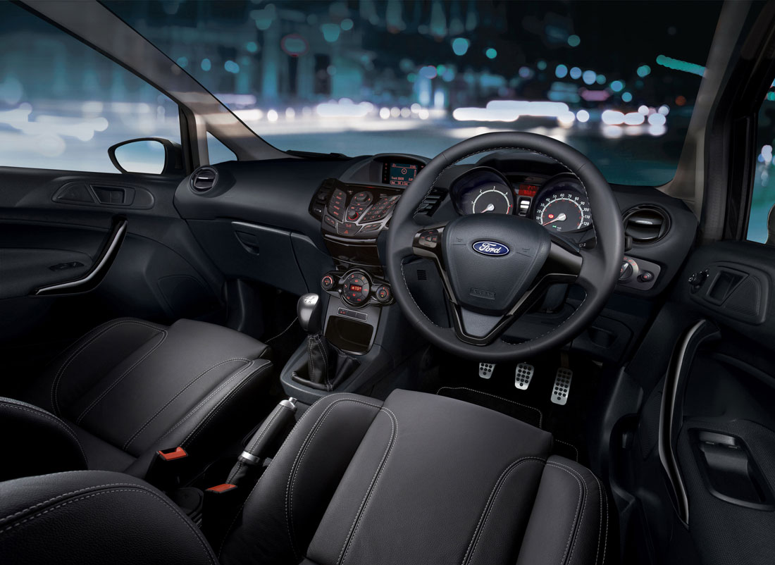 Ford fiesta sport special edition in1 12