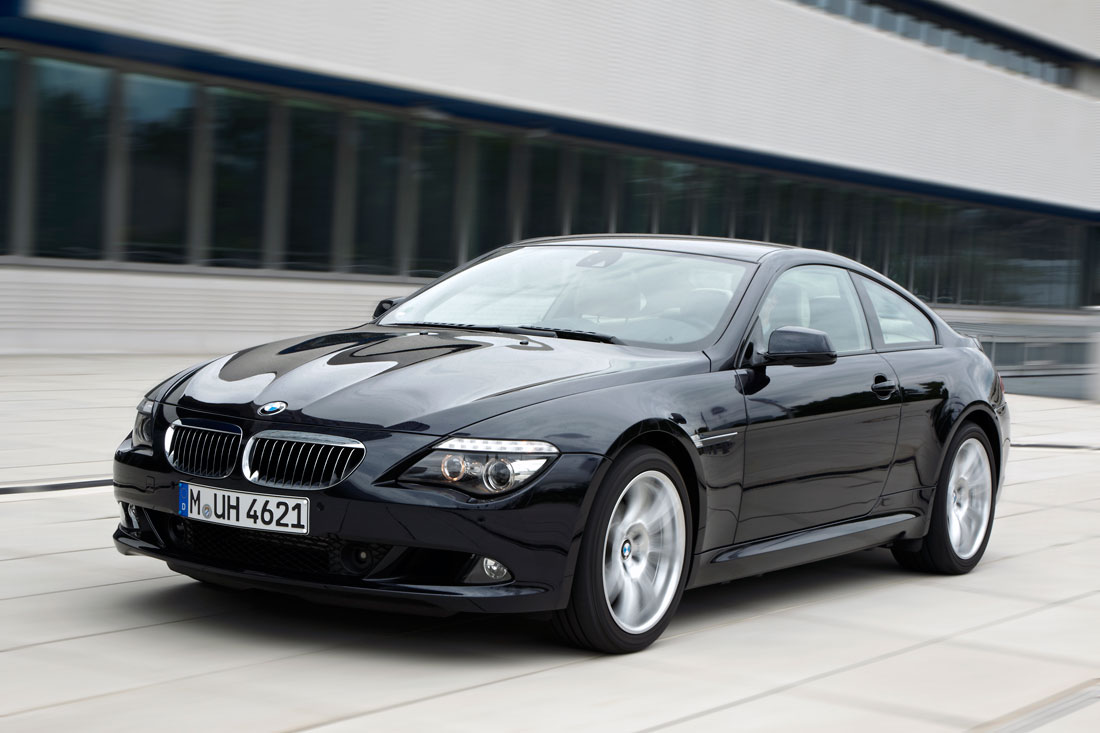 BMW 650i Coupe  2007  Cartype