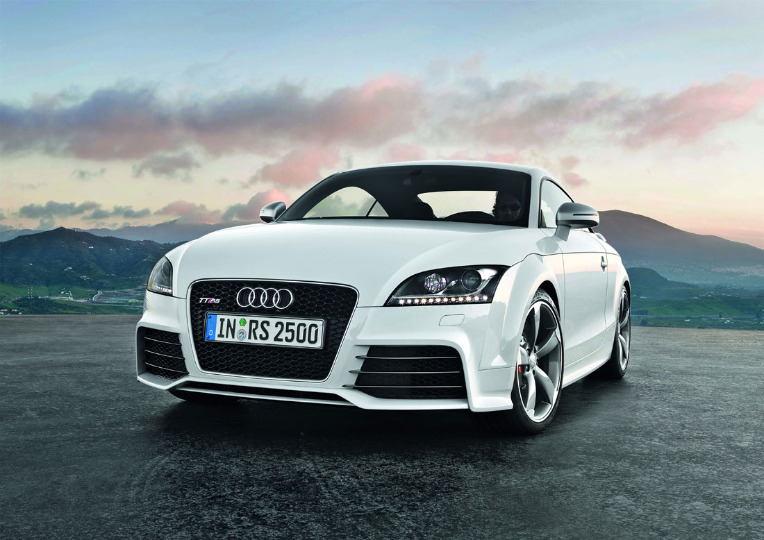 Audi Tt Rs Coupe 2012 Cartype