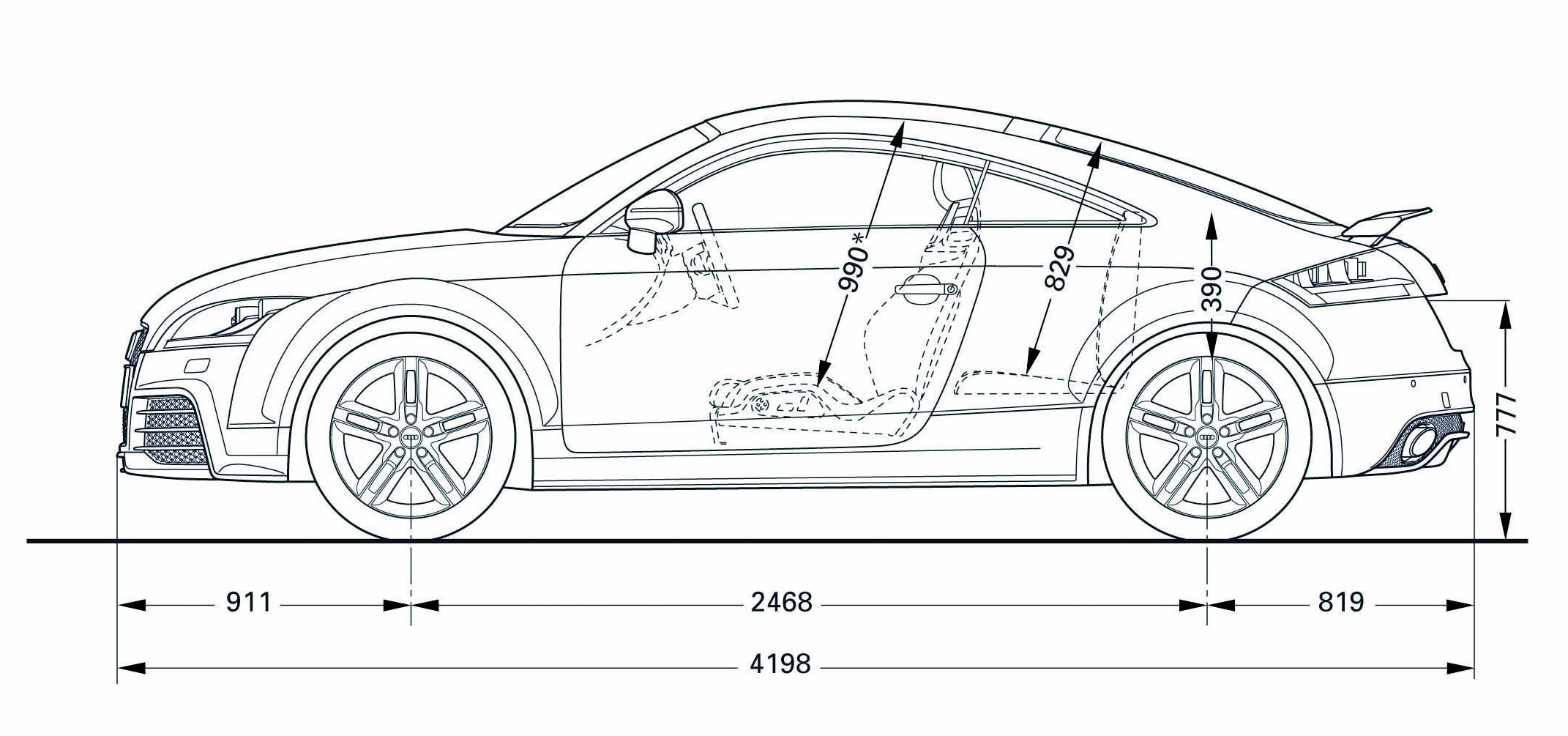 schematic of honda civic body parts for 2010
