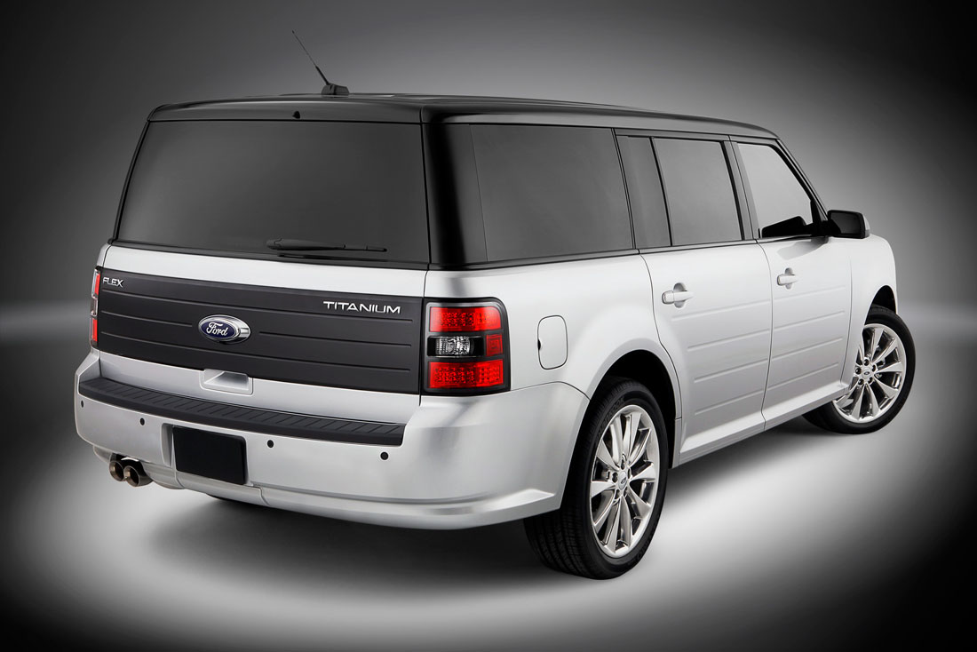Ford Flex 2011 Cartype