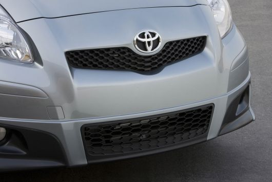 toyota yaris s 5 door hatchback grill 11