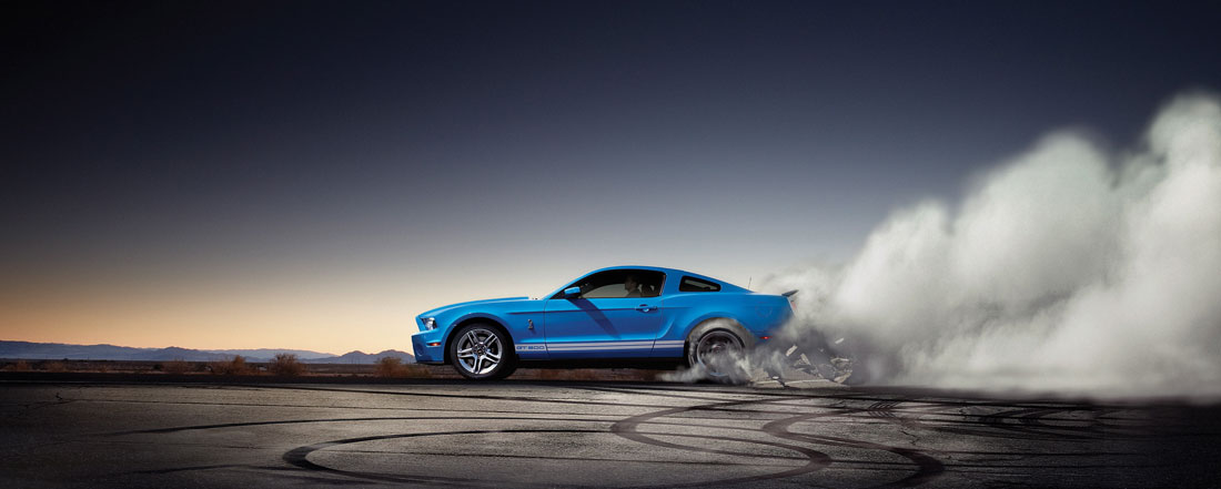 Ford Shelby Gt500 2012 Cartype