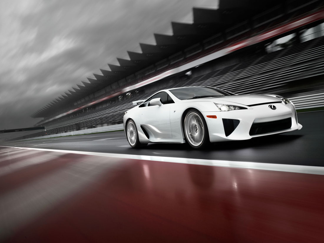 Attractive Lexus LFA : 2012 | Cartype
