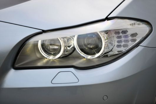 bmw active hybrid 5 headlight 12