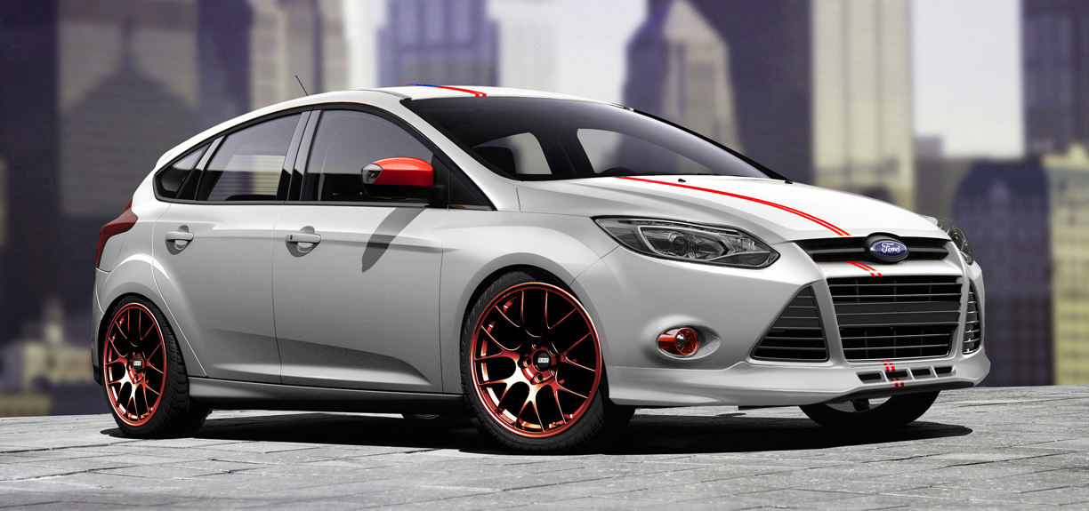 ford focus3dcarbon | cartype