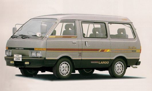 nissan largo grand saloon 00