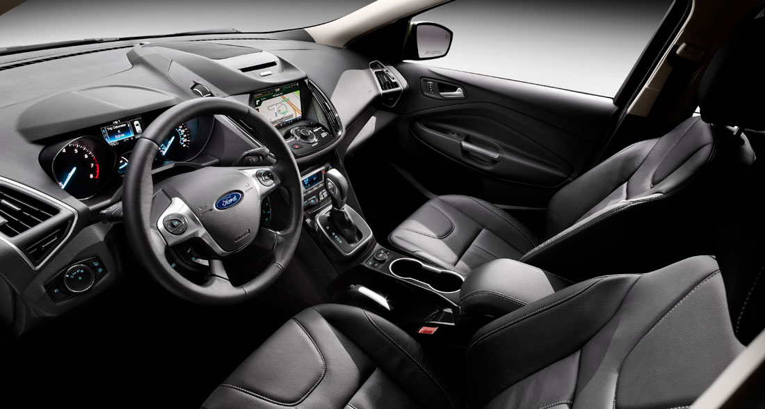 Ford Escape : 2013 | Cartype