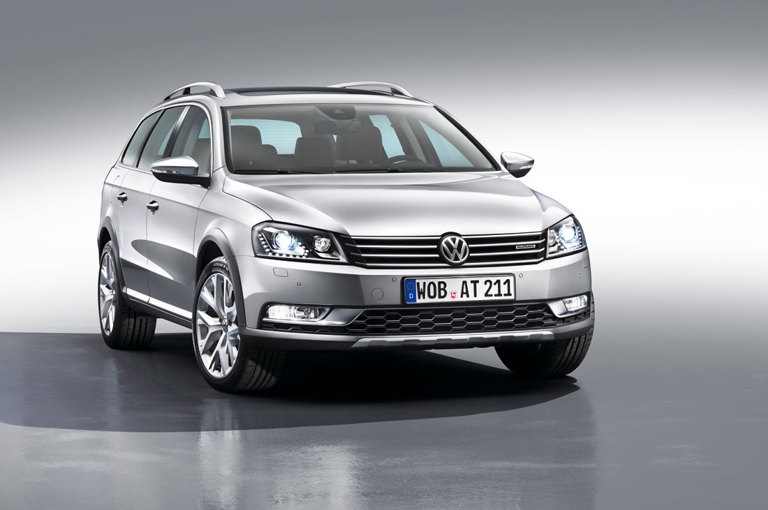 volkswagen passat alltrack 2012 cartype. Black Bedroom Furniture Sets. Home Design Ideas