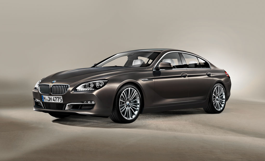 bmw 6 series gran coupe : 2013 | cartype