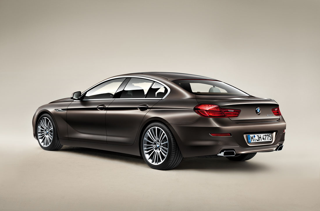 bmw 6 series gran coupe 2013 cartype. Black Bedroom Furniture Sets. Home Design Ideas