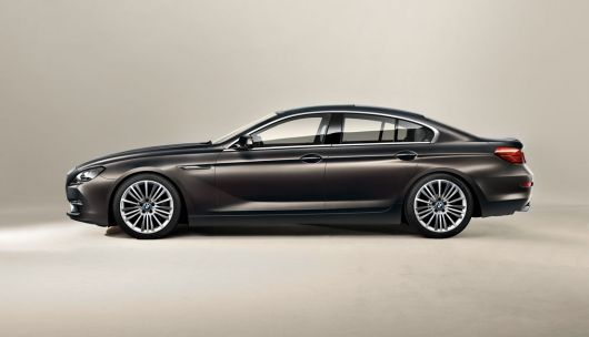 bmw 6 series gran coupe 13 07