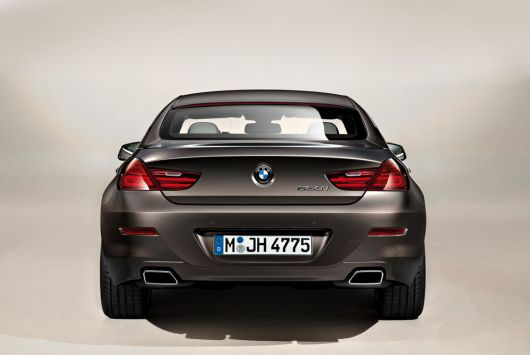 bmw 6 series gran coupe 13 09