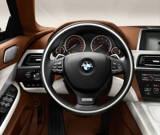 bmw 6 series gran coupe in 13 12